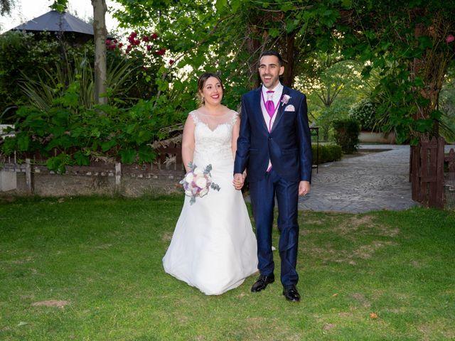La boda de Carlos y Rut en Madrid, Madrid 382