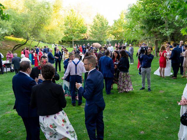 La boda de Carlos y Rut en Madrid, Madrid 383