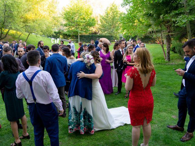 La boda de Carlos y Rut en Madrid, Madrid 389