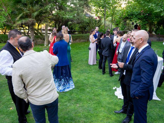 La boda de Carlos y Rut en Madrid, Madrid 390