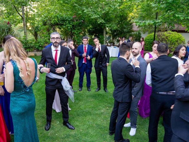La boda de Carlos y Rut en Madrid, Madrid 391
