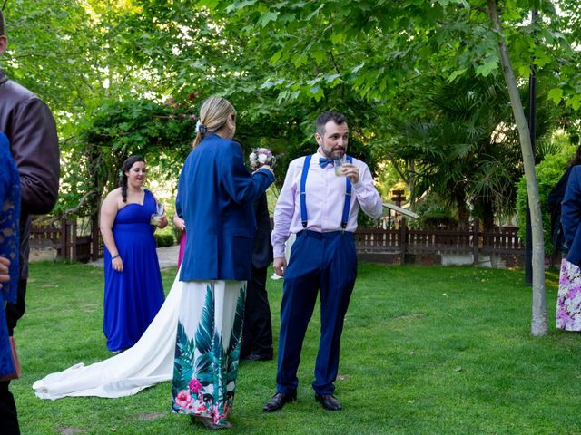 La boda de Carlos y Rut en Madrid, Madrid 392