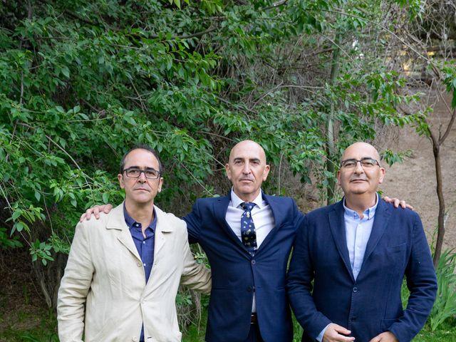 La boda de Carlos y Rut en Madrid, Madrid 394