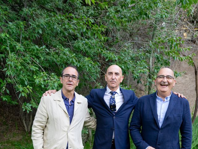 La boda de Carlos y Rut en Madrid, Madrid 395