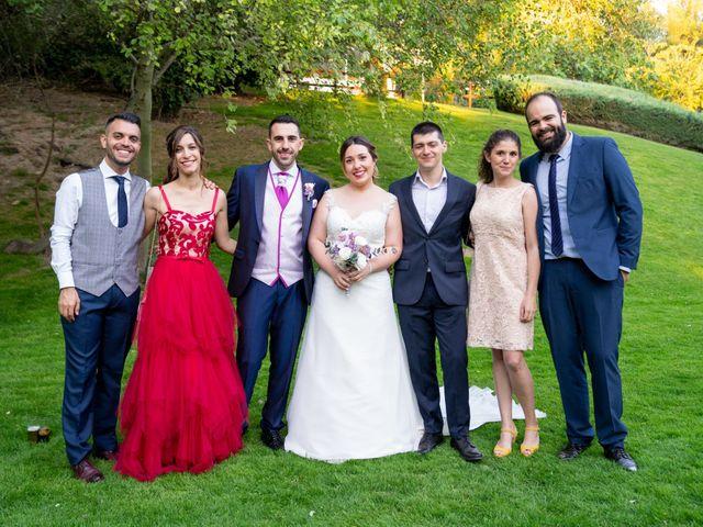 La boda de Carlos y Rut en Madrid, Madrid 397