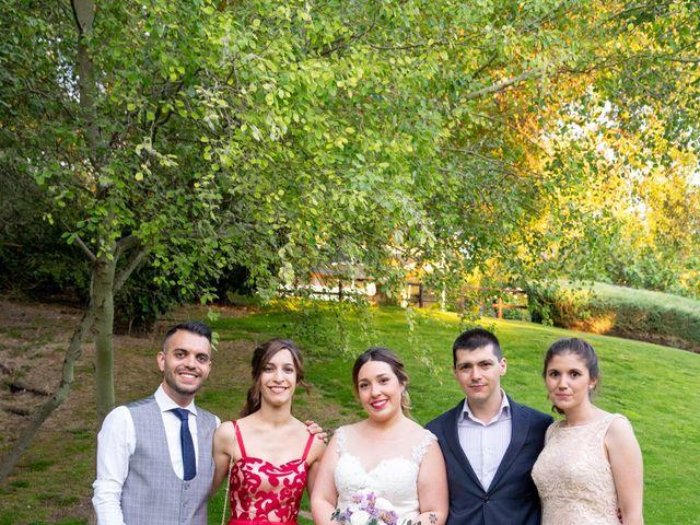 La boda de Carlos y Rut en Madrid, Madrid 398