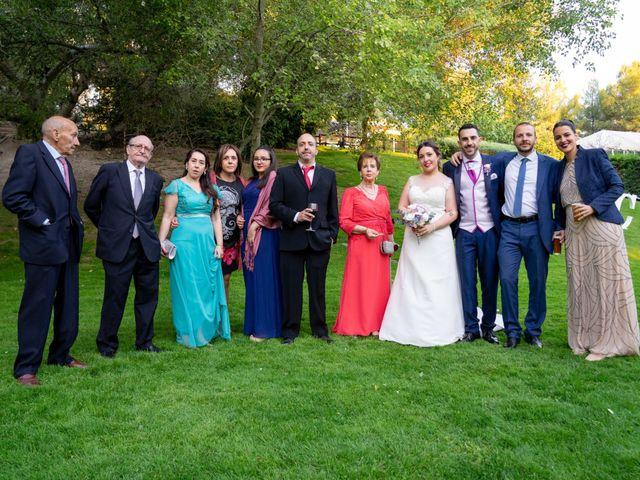 La boda de Carlos y Rut en Madrid, Madrid 399