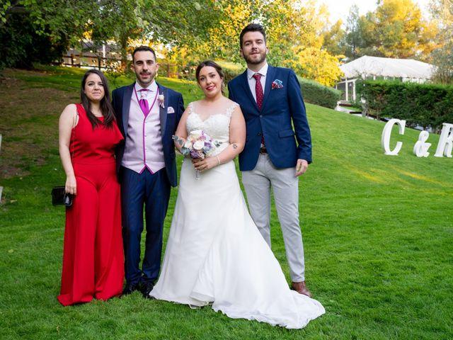 La boda de Carlos y Rut en Madrid, Madrid 400