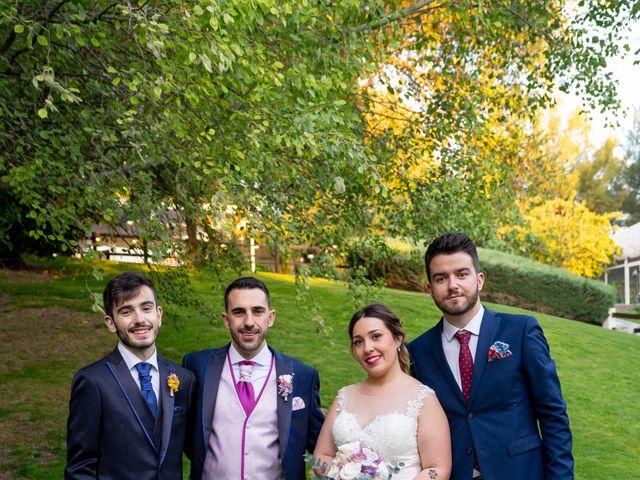 La boda de Carlos y Rut en Madrid, Madrid 401