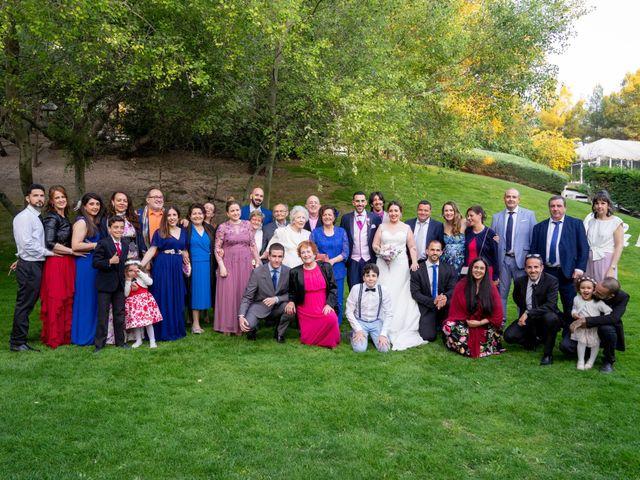 La boda de Carlos y Rut en Madrid, Madrid 402