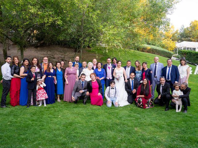 La boda de Carlos y Rut en Madrid, Madrid 403