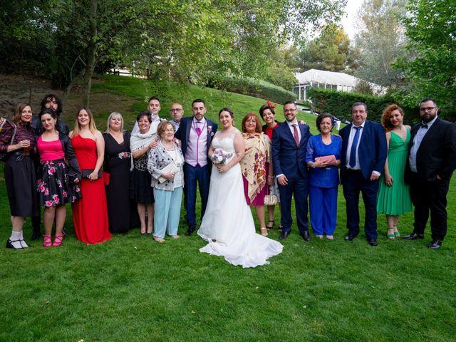 La boda de Carlos y Rut en Madrid, Madrid 404
