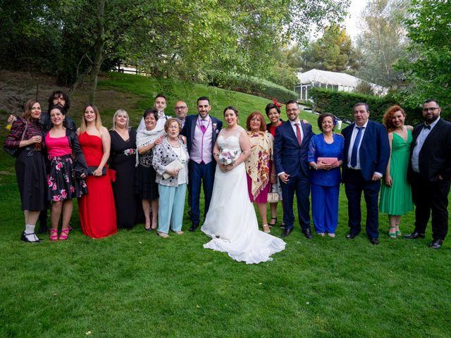 La boda de Carlos y Rut en Madrid, Madrid 406
