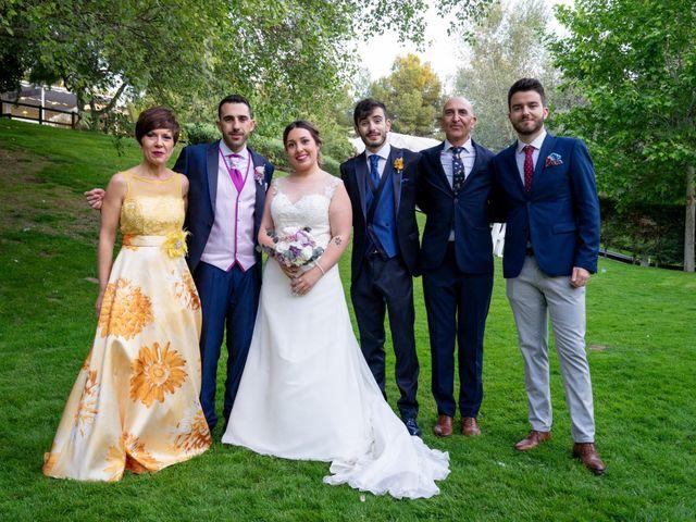 La boda de Carlos y Rut en Madrid, Madrid 407