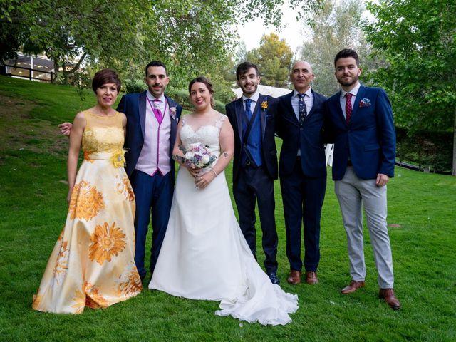 La boda de Carlos y Rut en Madrid, Madrid 408