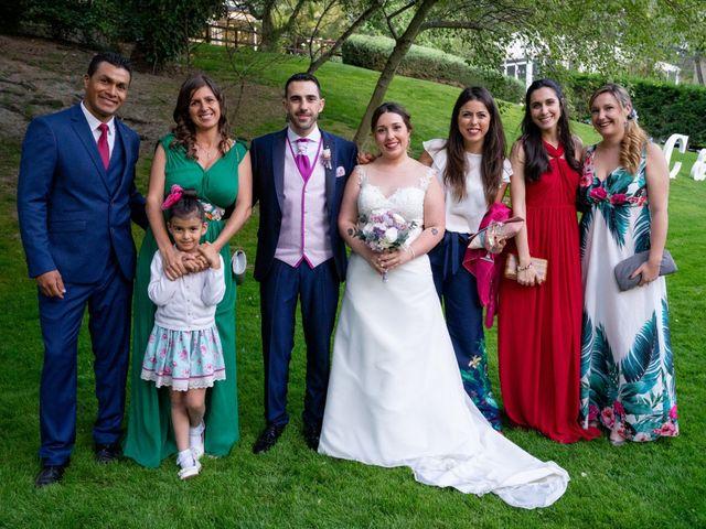 La boda de Carlos y Rut en Madrid, Madrid 410