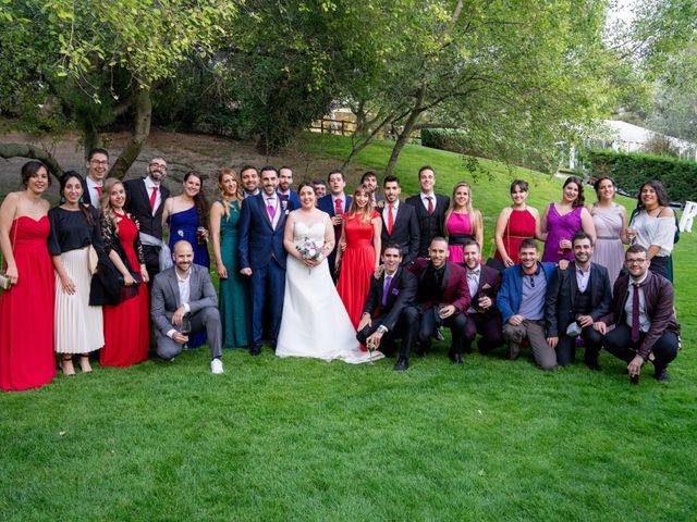 La boda de Carlos y Rut en Madrid, Madrid 411