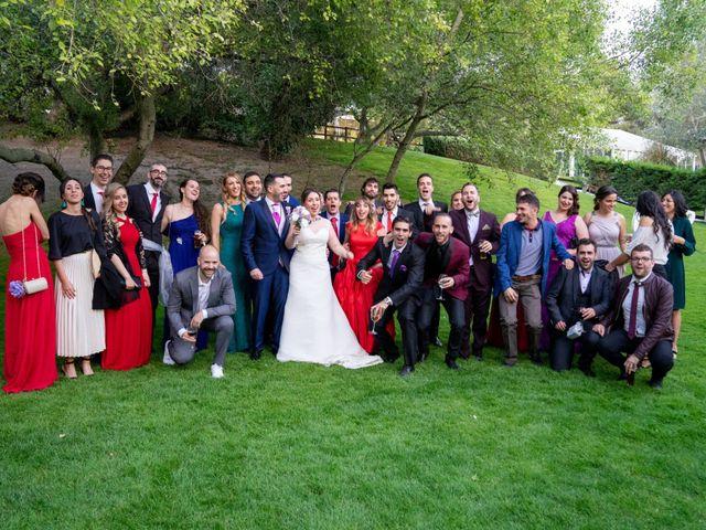 La boda de Carlos y Rut en Madrid, Madrid 412