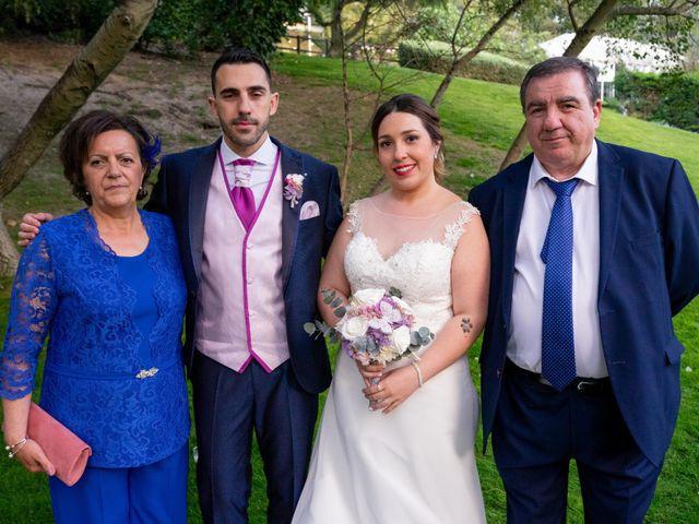 La boda de Carlos y Rut en Madrid, Madrid 413