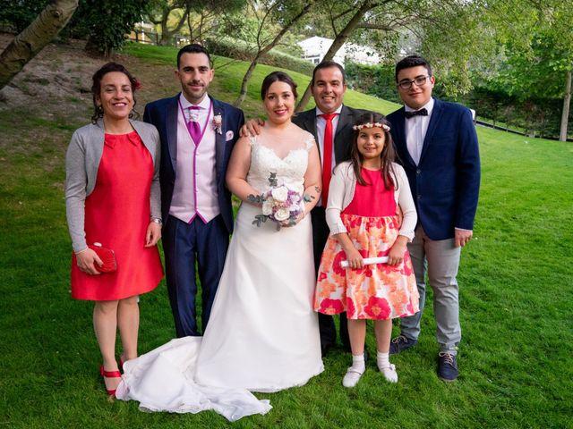 La boda de Carlos y Rut en Madrid, Madrid 416