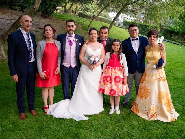 La boda de Carlos y Rut en Madrid, Madrid 417