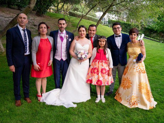 La boda de Carlos y Rut en Madrid, Madrid 418