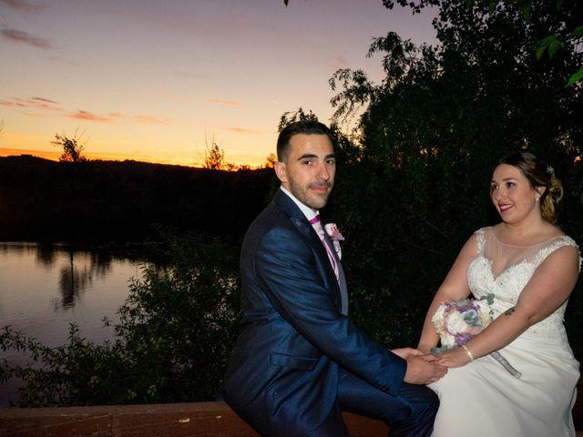 La boda de Carlos y Rut en Madrid, Madrid 423