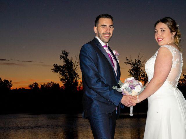 La boda de Carlos y Rut en Madrid, Madrid 432