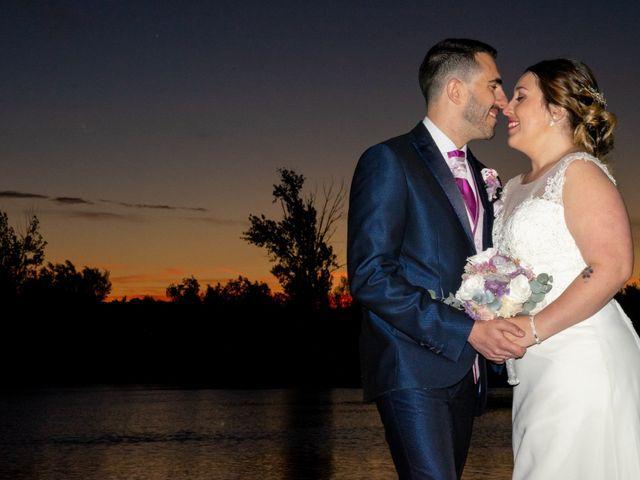 La boda de Carlos y Rut en Madrid, Madrid 433