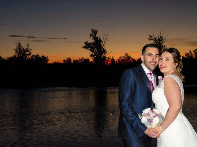 La boda de Carlos y Rut en Madrid, Madrid 434