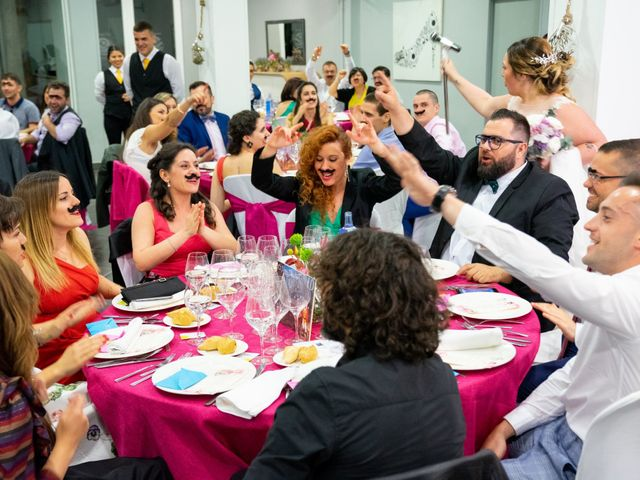 La boda de Carlos y Rut en Madrid, Madrid 439