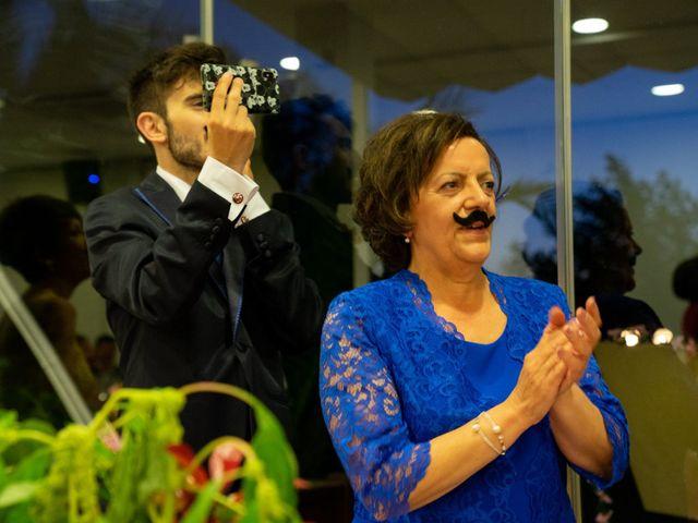 La boda de Carlos y Rut en Madrid, Madrid 440