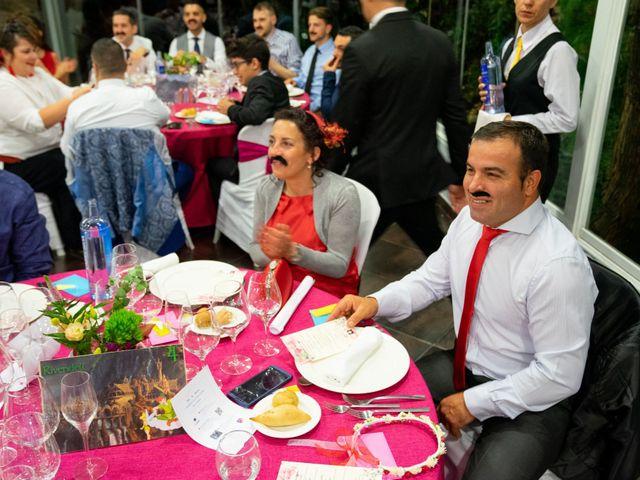 La boda de Carlos y Rut en Madrid, Madrid 445