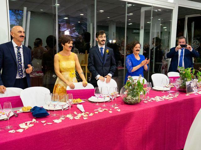 La boda de Carlos y Rut en Madrid, Madrid 446