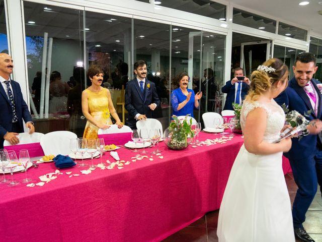 La boda de Carlos y Rut en Madrid, Madrid 447