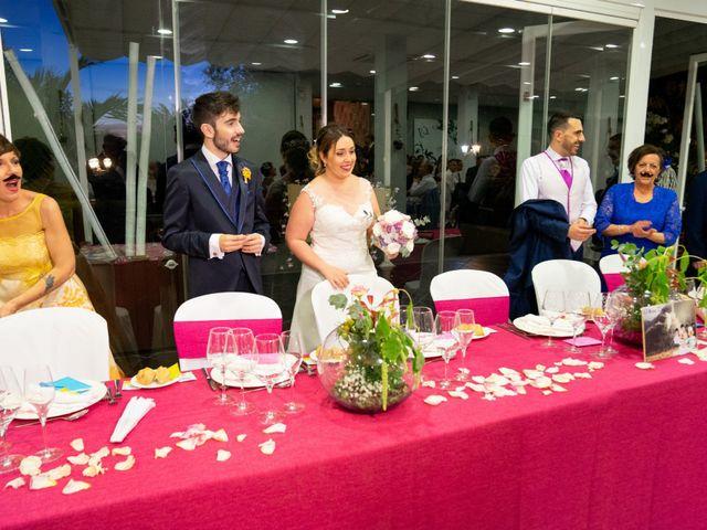 La boda de Carlos y Rut en Madrid, Madrid 448