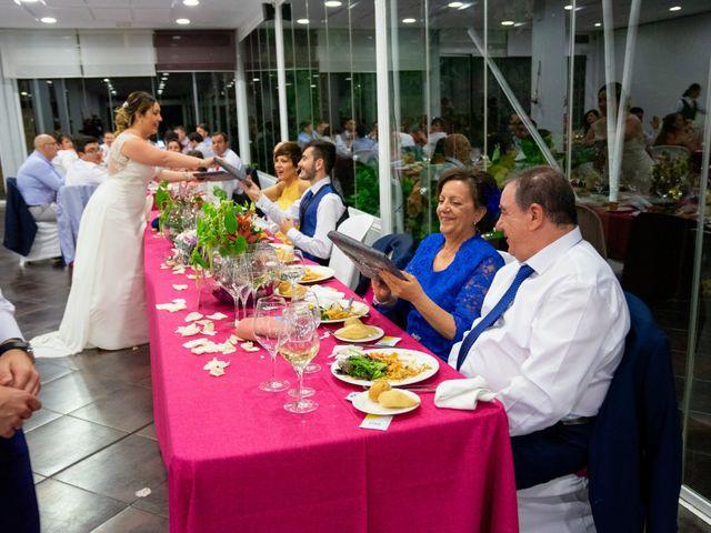 La boda de Carlos y Rut en Madrid, Madrid 455
