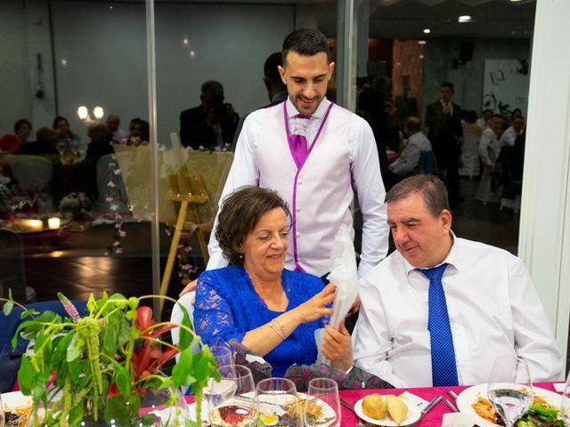 La boda de Carlos y Rut en Madrid, Madrid 456