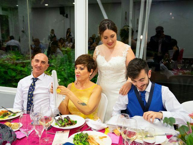 La boda de Carlos y Rut en Madrid, Madrid 458