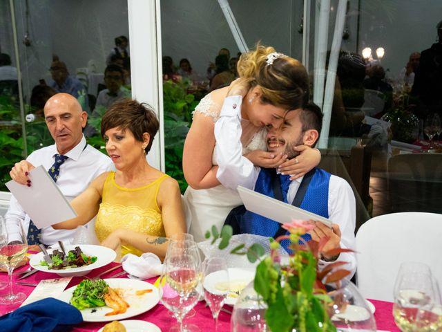 La boda de Carlos y Rut en Madrid, Madrid 460