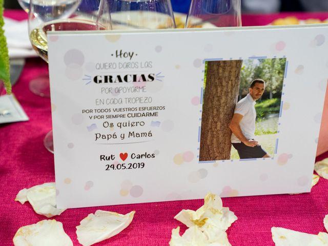 La boda de Carlos y Rut en Madrid, Madrid 464