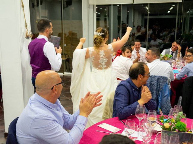 La boda de Carlos y Rut en Madrid, Madrid 465