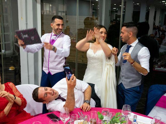 La boda de Carlos y Rut en Madrid, Madrid 466