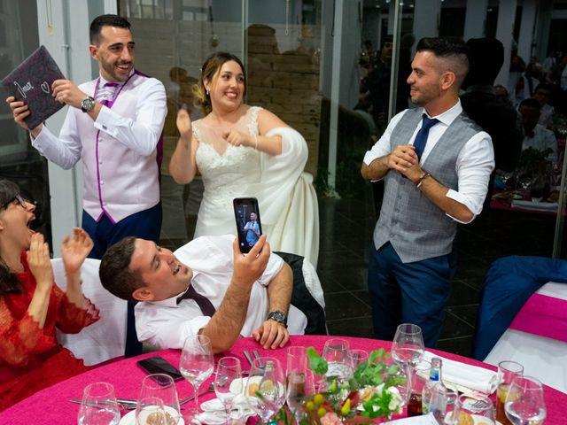 La boda de Carlos y Rut en Madrid, Madrid 467