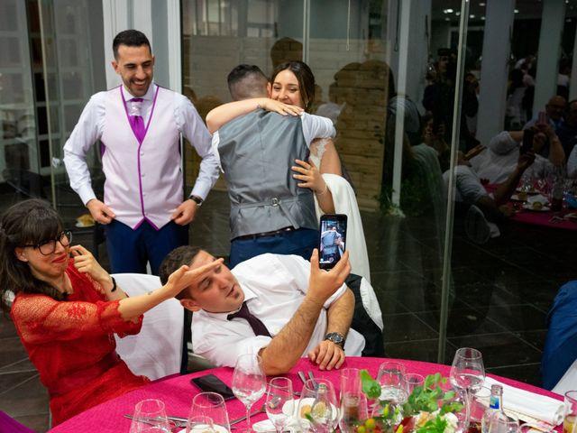 La boda de Carlos y Rut en Madrid, Madrid 468