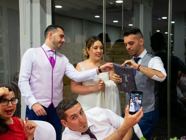 La boda de Carlos y Rut en Madrid, Madrid 469