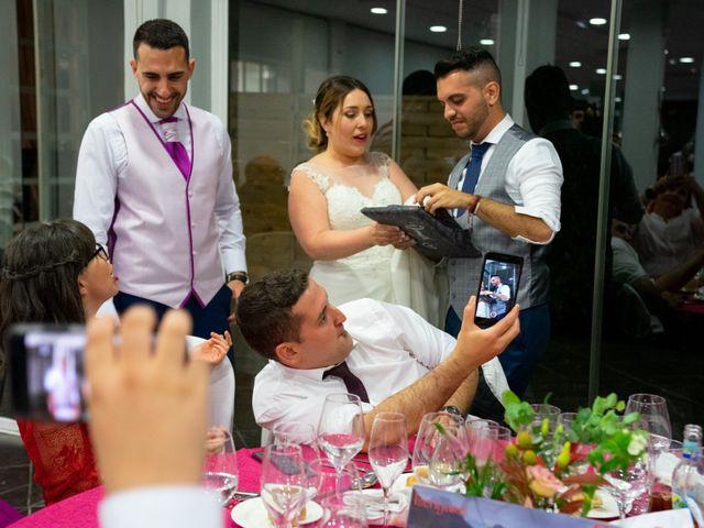 La boda de Carlos y Rut en Madrid, Madrid 470