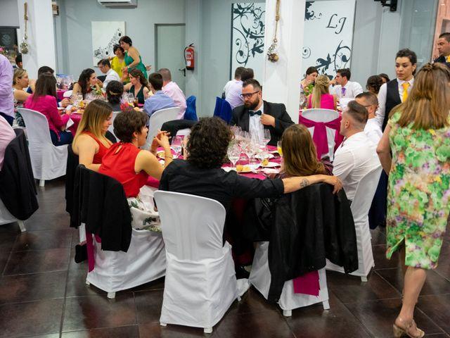 La boda de Carlos y Rut en Madrid, Madrid 473