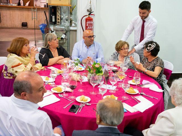 La boda de Carlos y Rut en Madrid, Madrid 474