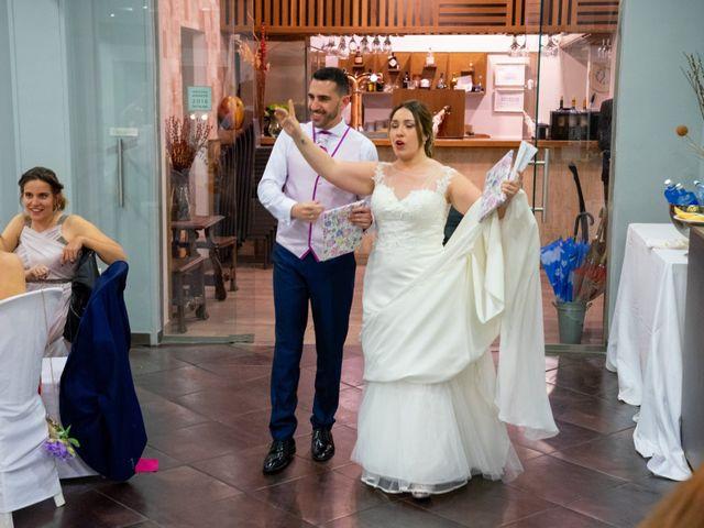 La boda de Carlos y Rut en Madrid, Madrid 476